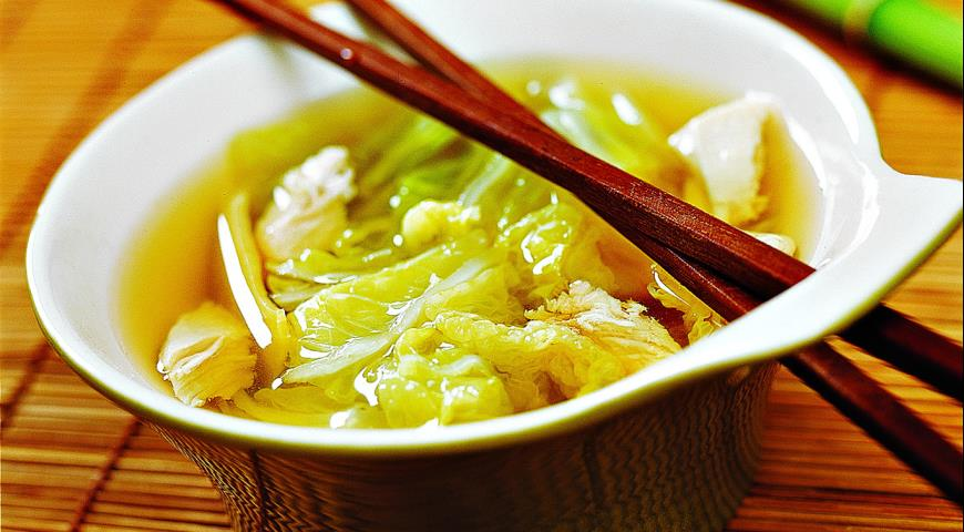 китайський суп