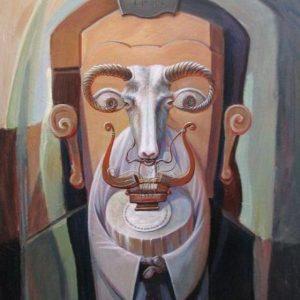 Олег шупляк картины с двойным смыслом: картины иллюзии