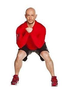 упражнения для похудения в бедрах и ягодицах 10