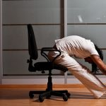 Упражнения на стуле