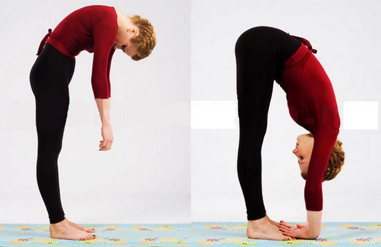 Тест для спины