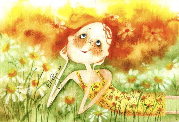 Держись весна - мои пожелания к 8 марта