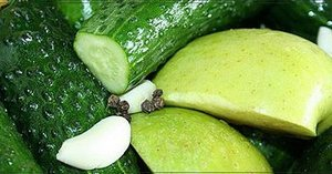 Рецепт приготовления хрустящих малосольных огурцов по-домашнему