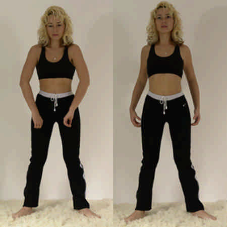 Упражнения для груди для женщин
