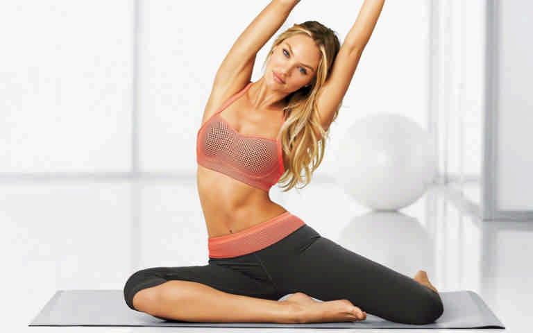 Упражнения для тонкой талии: быстро уменьшить объем талии