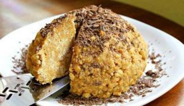 Муравейник из кукурузных палочек торт рецепт