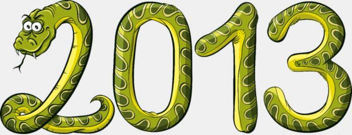 Гороскоп на 2013 год - год Змеи
