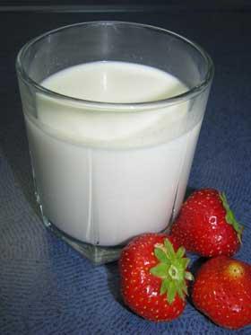 Кунжутное молоко - лучший способ победить тягу к сладкому