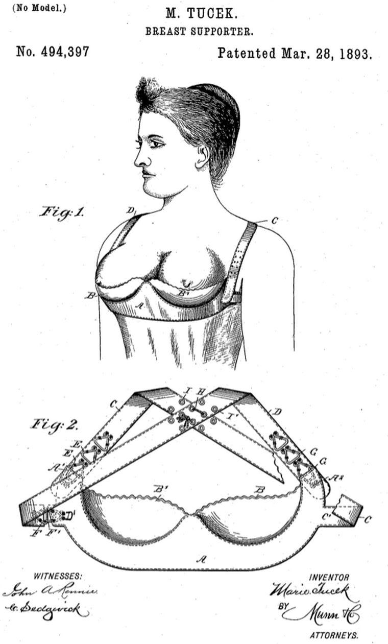 История нижнего белья - женского и мужского
