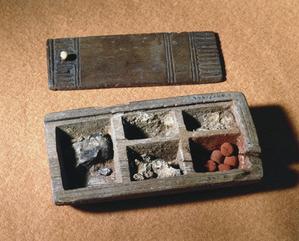 Косметика древнего греции