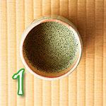 Полезные продукты - зеленый чай