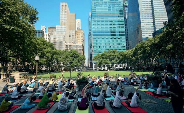 День йоги: история, традиция и цели праздника