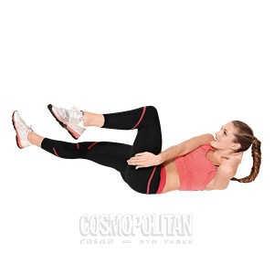 Упражнения для проблемных зон: самые эффективные упражнения