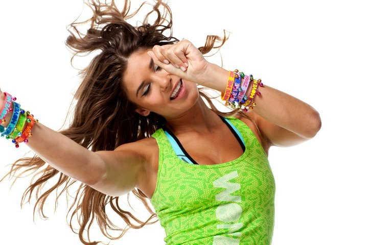Зумба - фитнес программа для похудения: худеем весело с зумбой