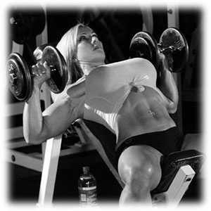 Как накачать грудь девушке? как накачать грудные мышцы девушке.