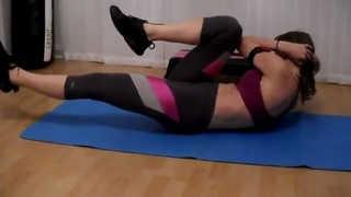 Упражнение на талию 3-1