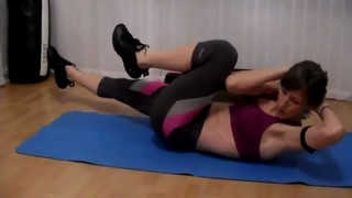 Упражнение на талию 3-2