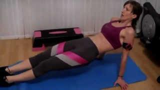 Упражнение на талию 7-1