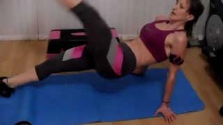 Упражнение на талию 7-2