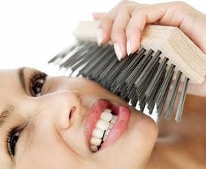 Вечернее очищение кожи лица