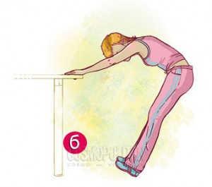 Домашние упражнения для стройных и красивых ног
