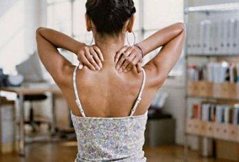 Снять напряжение в спине