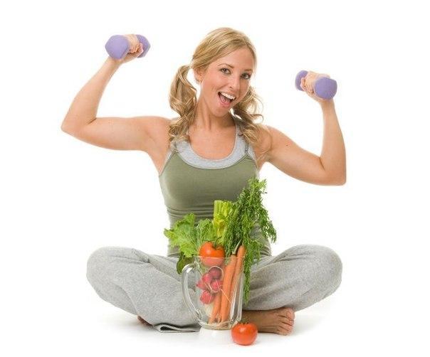 Физкультура и похудение
