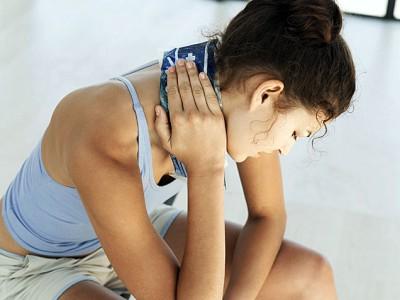 Травмы шейного отдела позвоночника