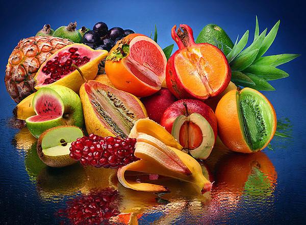 Загадочные фрукты