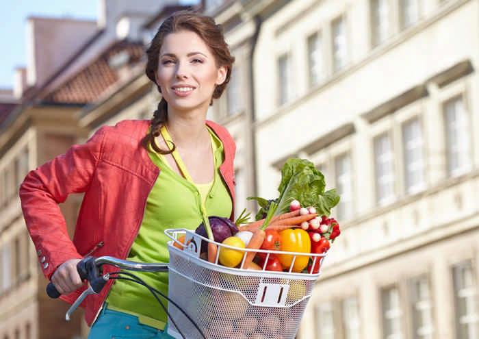 Весенняя диета: как привести свой внешний вид в порядок