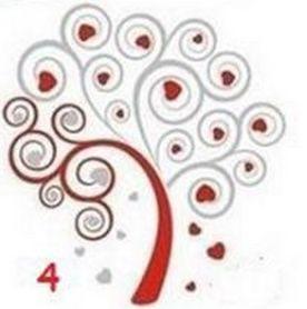 Тест Дерево любви поможет выбрать свою половинку
