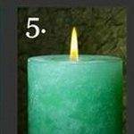 Что означает цвет свечей - выберите свечу и оцените свое состояние
