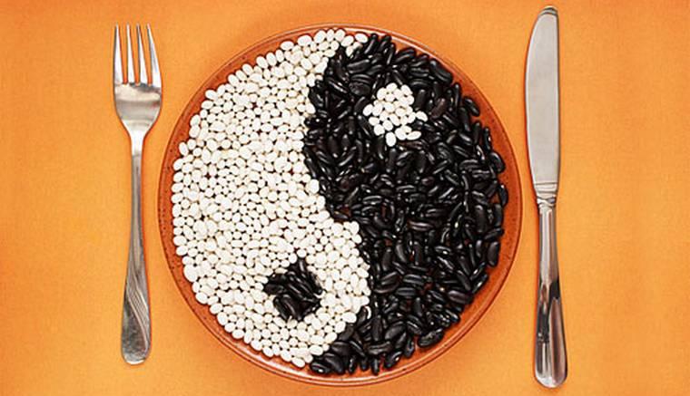 Макробиотика - система питания по принципу Инь-Ян