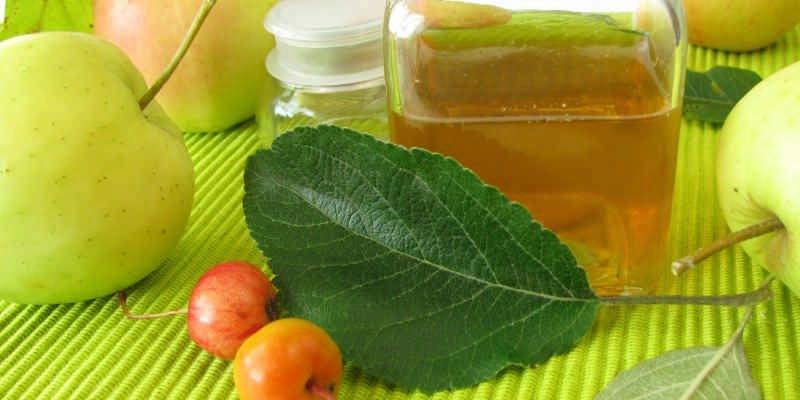Яблочный уксус в домашних условиях: рецепты для похудения, волос