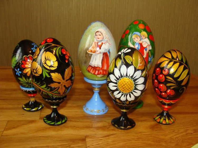 Яйца на пасху - традиция, которую никто не хочет забывать