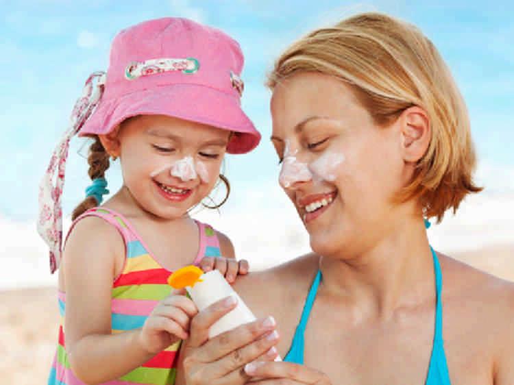 солнцезащитные крема для лица spf