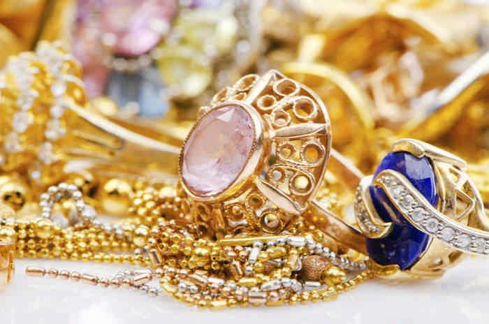 Как можно почисть золото в домашних условиях 135