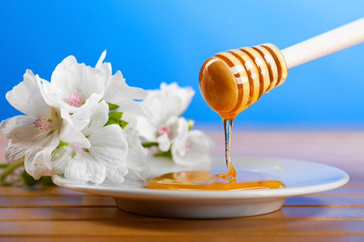 массаж мед 3