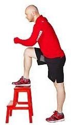 упражнения для похудения в бедрах и ягодицах