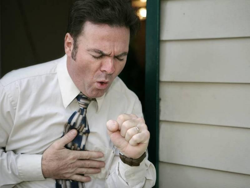 кашель - лечение имбирем
