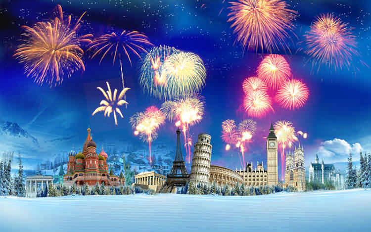 Как встречать новый год 2017 - традиции и новые идеи