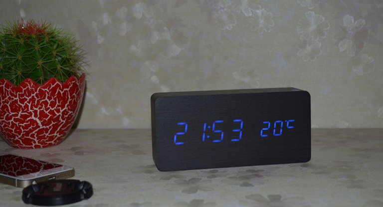 Часы для спальни