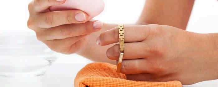 Как почистить золото в домашних условиях - кольца, серьги, цепочки