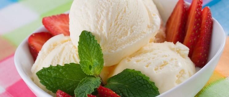 Мороженое домашнее