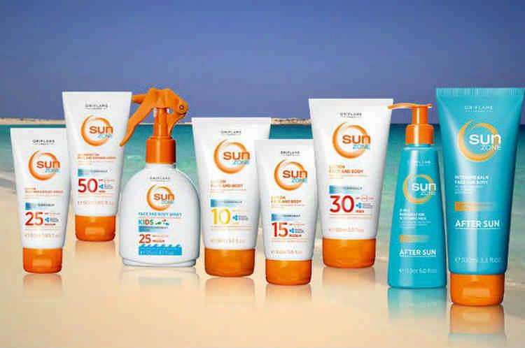 Солнцезащитные крема для лица spf для защиты от ультрафиолета