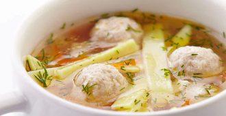 крученый суп