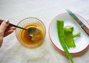 Aloe dan madu