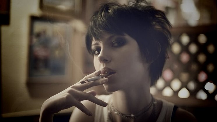 Курящие женщины