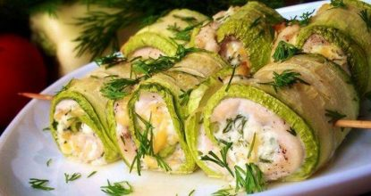 7 потрясающих рецептов из кабачков— быстро и вкусно