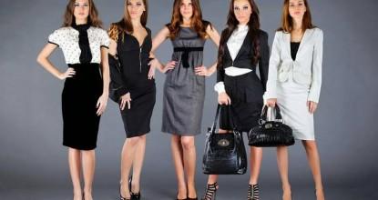 Дресскод в офисе: офисный стиль женщины